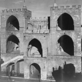 Torres de Serranos, Valencia, 1937
