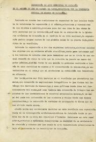 """Salvaguarda del patrimonio artístico catalán durante la Guerra Civil española · ANC · Exposición """"L'art catalan du xe au xve siècle"""" · Expediente de preparación de la exposición """"L'art catalan du xe au xve siècle"""" · Museo Jeu de Paume, Paris · 1936-1937"""