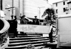 """Salvaguarda del patrimonio artístico catalán durante la Guerra Civil española · ANC · Exposición """"L'art catalan du xe au xve siècle"""" · Museo Jeu de Paume, Paris · 1936-1937"""