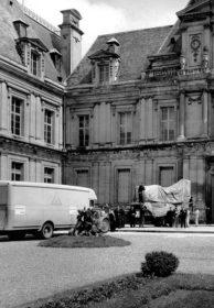 """Salvaguarda del Patrimonio Artístico catalán durante la Guerra Civil española · Exposición """"L'art catalan à Paris"""" · Museo de Maisons-Laffitte"""